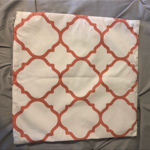 Macy's Accents - Geometric throw pillow cover
